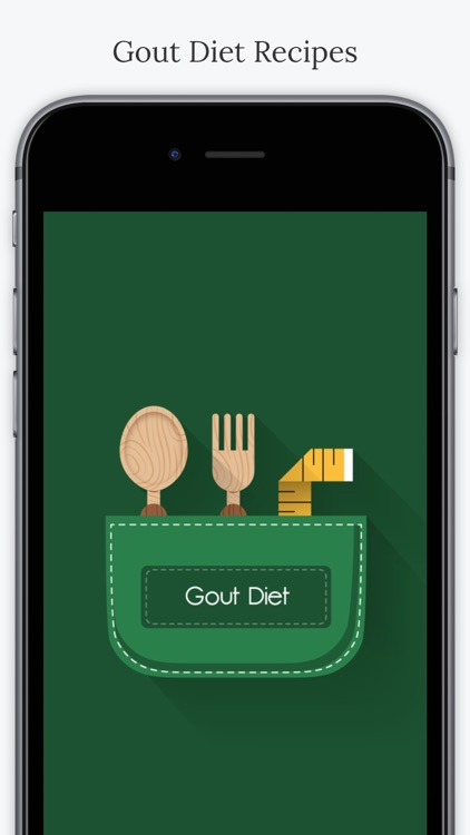 Gout Diet screenshot-0