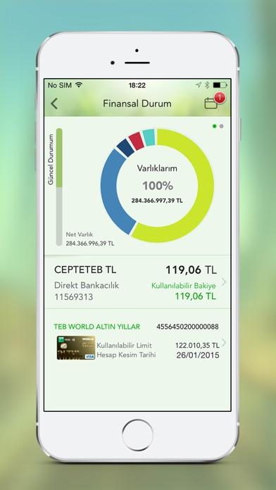 CEPTETEB screenshot