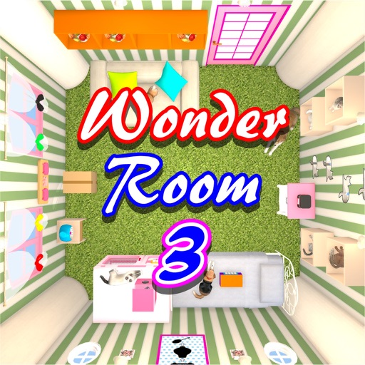 脱出ゲーム Wonder Room 3 -ワンダールーム3- iOS App