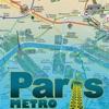 Métro Paris Illustré Premium