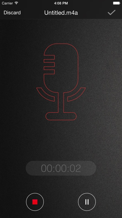 Recorder Pro: Professional Voice Recorder screenshot-0
