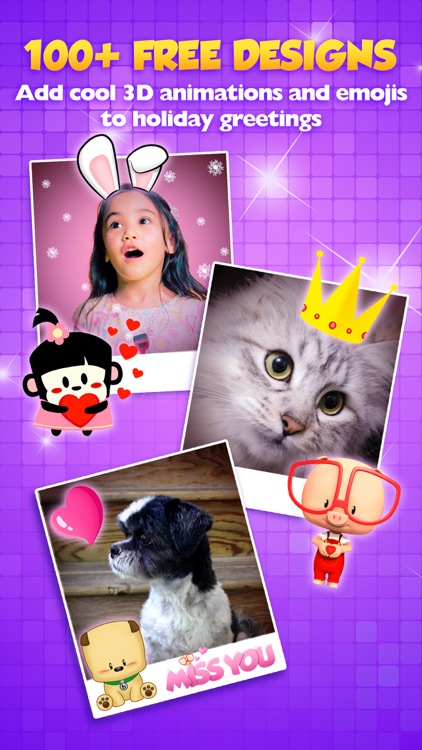 BOOMi Camera (3D Emoji Video + Photo Maker) BOOMiGram screenshot-4