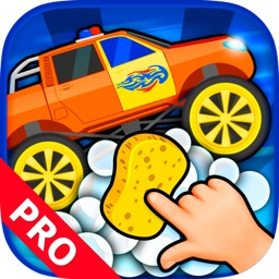 Car Detailing Games for Kids and Toddlers. Premium
