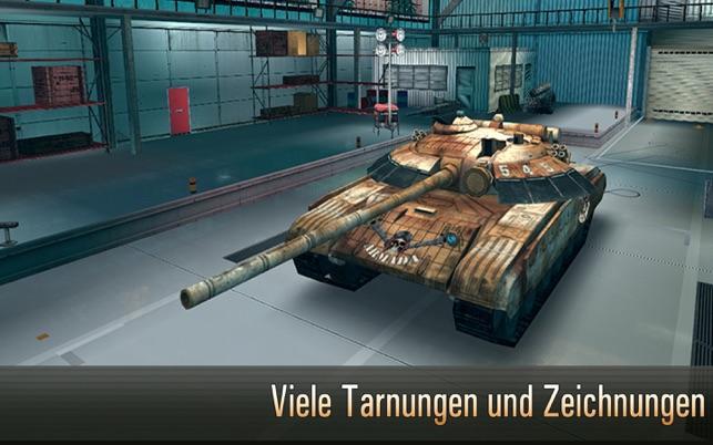 Armada Tanks: Panzer Spiele Screenshot