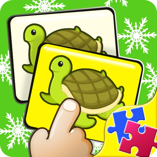 Match & Learn Pro- Improve your kids Memory