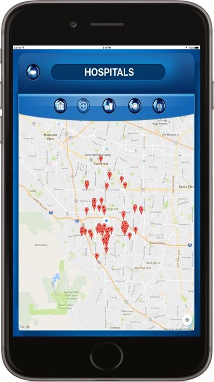 Rutgers University USA where is the Bus screenshot-3