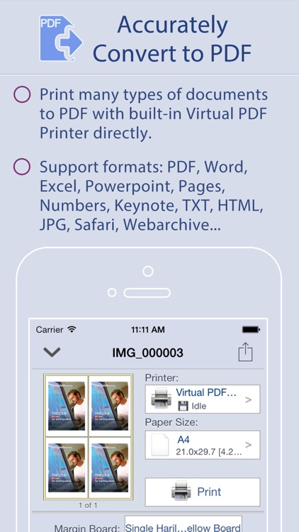 Quick Print Lite screenshot-3