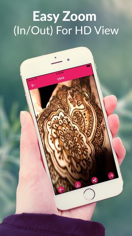 Arabic Mehndi Design screenshot-4