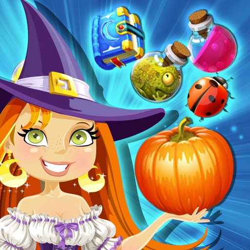 Witchy Wizard Mania - Magic World Of Oz Puzzle Jam