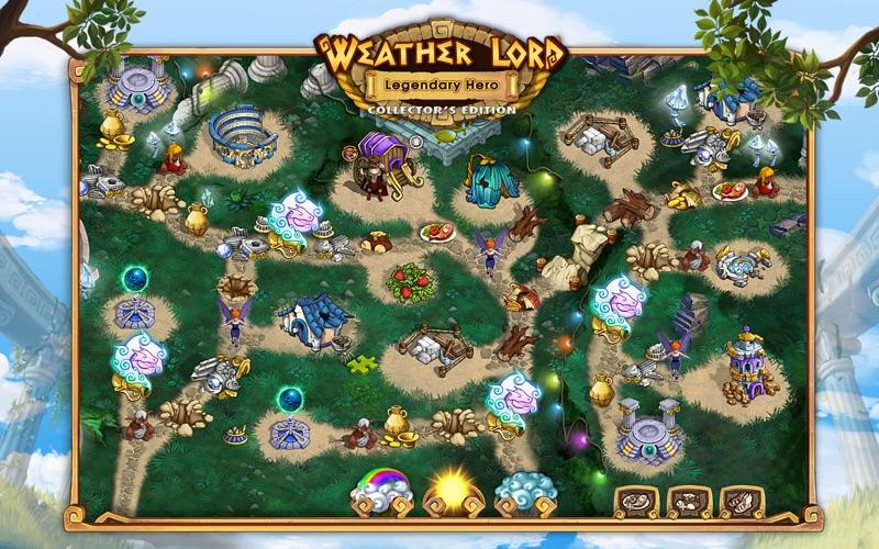 Weather Lord: Legendary Hero screenshot 4