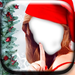 Christmas Photo Booth–Funny Selfie Cam.era Editor