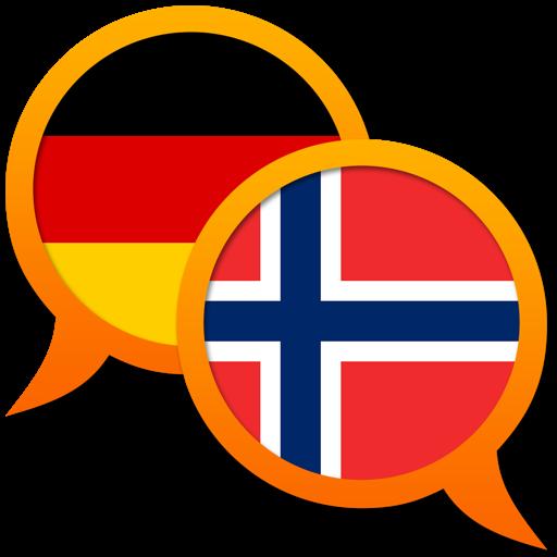 German Norwegian dictionary