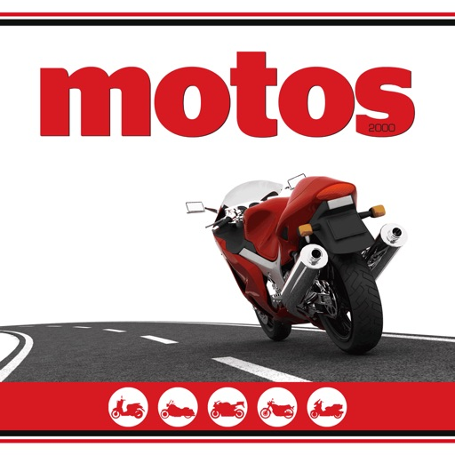 Motos Revista icon