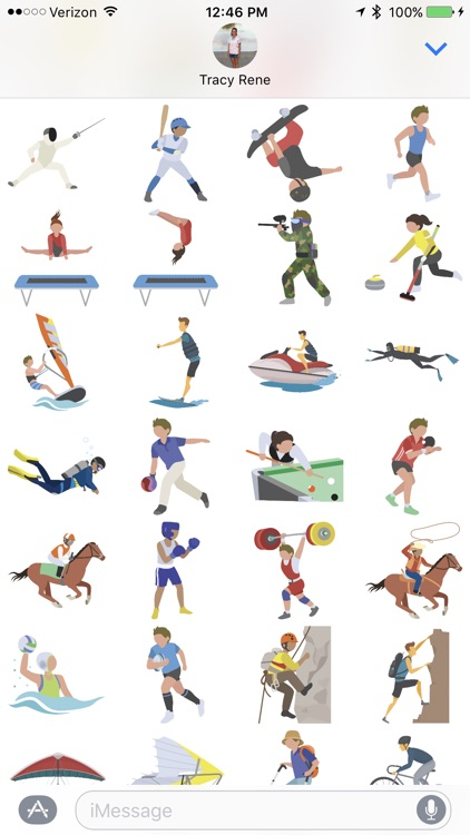 All Sport - Sticker Pack