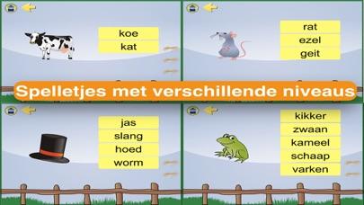 Leren Lezen screenshot three
