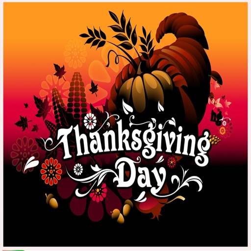 8th annual thanksgiving day - 550×536