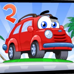 Wheely 2 - Action Physics Puzzle Game