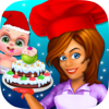Christmas Cooking Mom - Chef Kitchen Cooking Games - Akash Patel