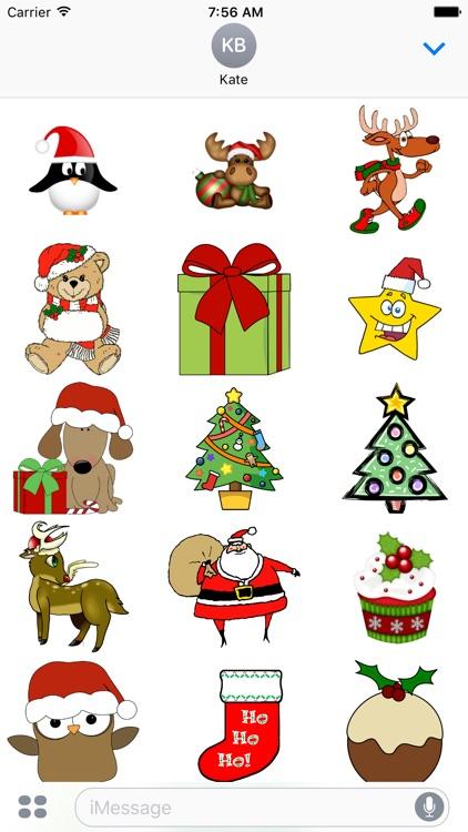 Christmas Sticker Pack!