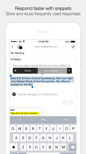 Dispatch: Email meets GTD