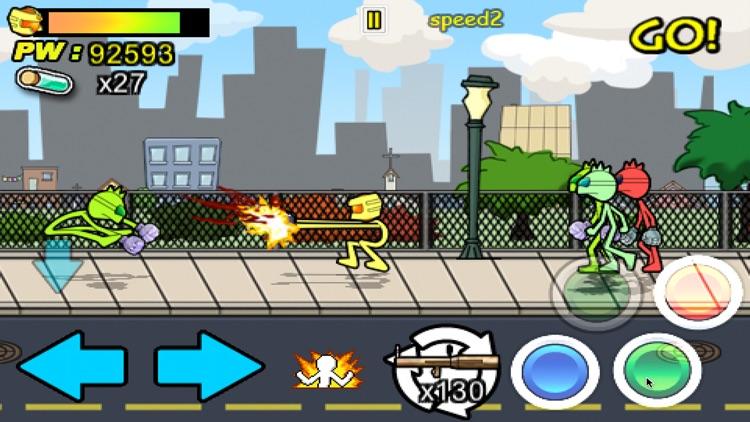 AngerOfStick3: Invasion screenshot-4