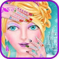 Activities of Ice Princess Nail Salon Girls Games
