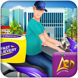 Supermarket Delivery Takeaway - Girls Shopping Day