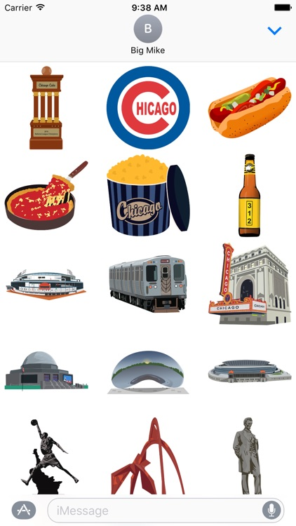Chicago Sticker Collection screenshot-2