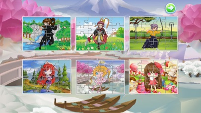 Anime Jigsaw Puzzle 4th Grade Learning Games Free App Mobile