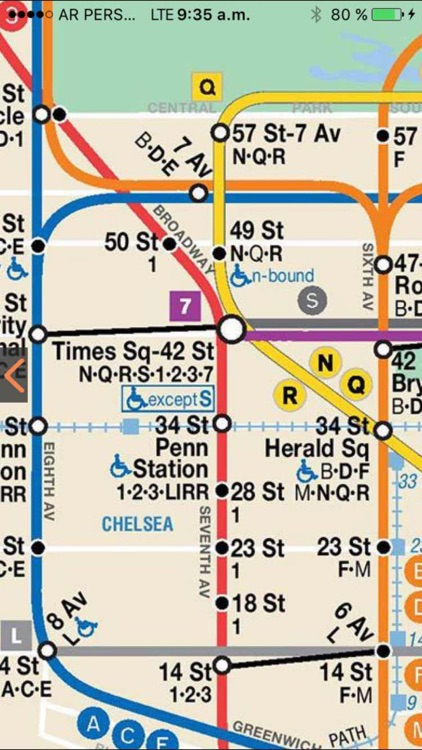 Times Square Visitor Guide screenshot-4