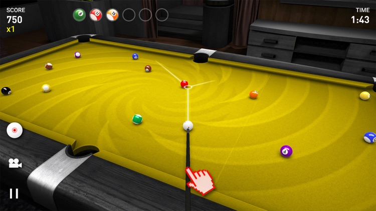 Real Pool 3D Plus screenshot-4