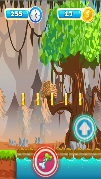 Zombies Jungle Adventure - Jump In Mushroom World screenshot four