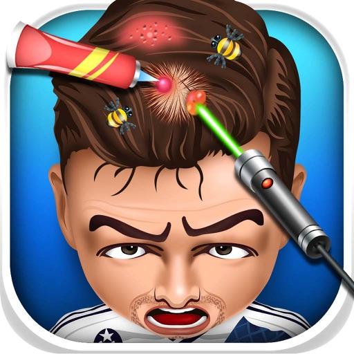 Soccer Doctor Surgery Salon - Kid Games Free