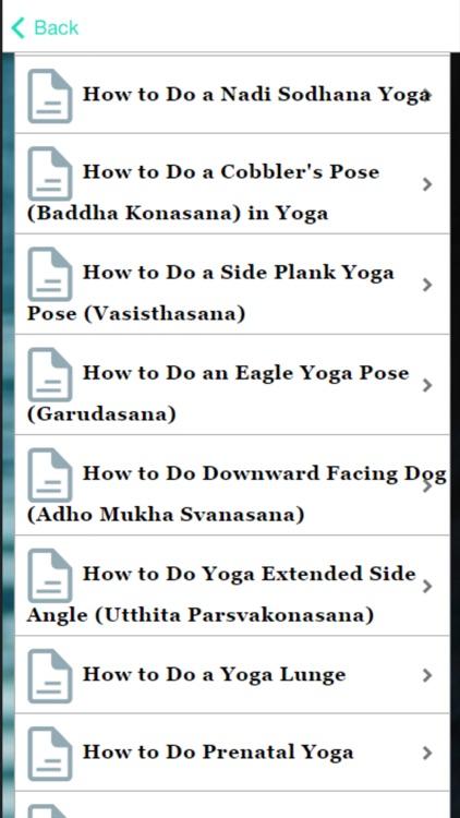 Beginner Yoga - Learn How to Do Yoga