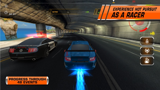 Need for speed hot pursuit on the app store screenshots voltagebd Gallery