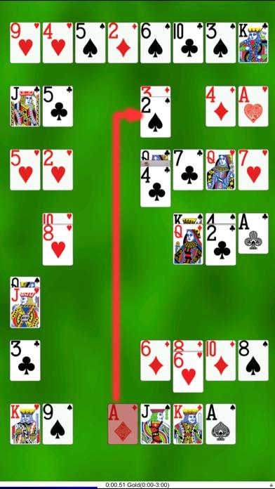 Card Solitaire Z Screenshot 1