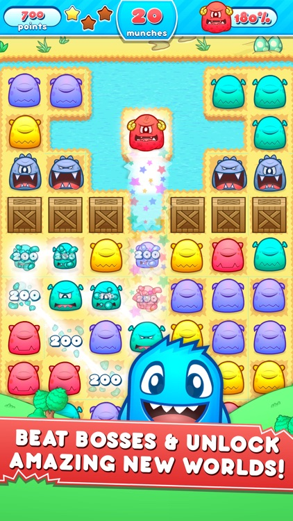 Monster Mania screenshot-4