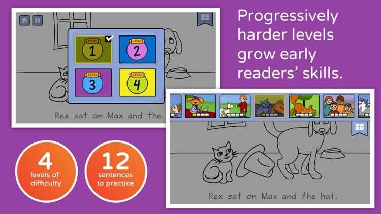 Bob Books #2 - Reading Magic HD screenshot-3