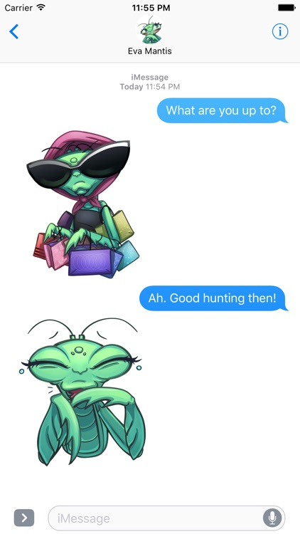 Eva the Mantis
