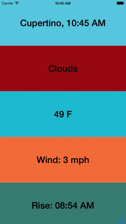 Current Weather