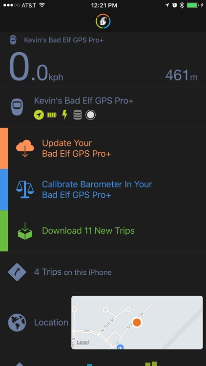 Bad Elf GPS screenshot-4