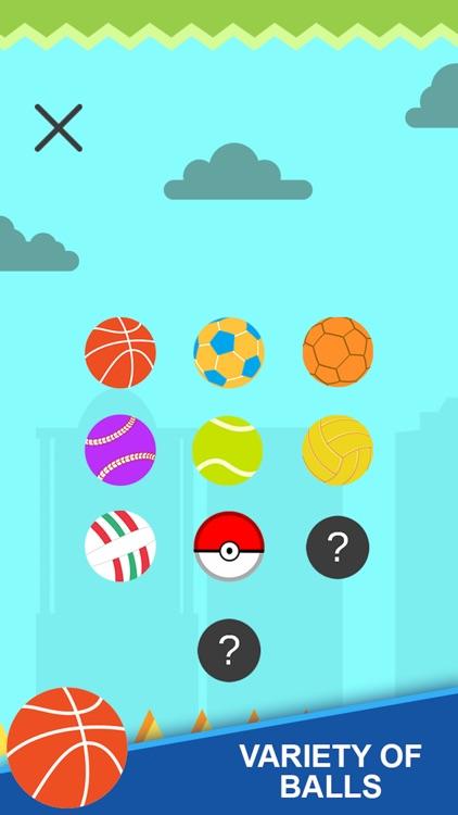 Hip Hop Goal Free- A game of basketball goals