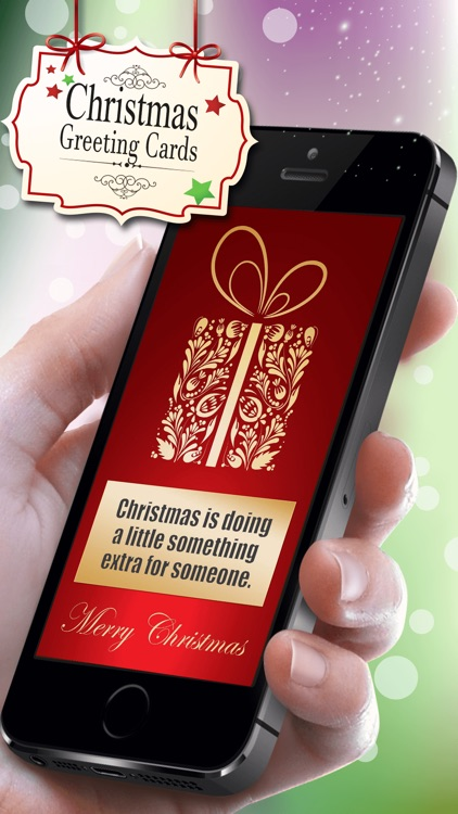 Christmas Greeting Card.s – Best Free Template.s screenshot-3