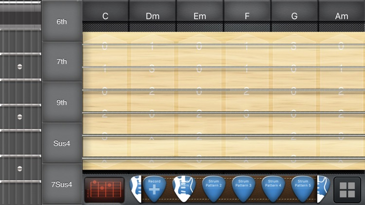 Guitar Chord Pro Platinum screenshot-0