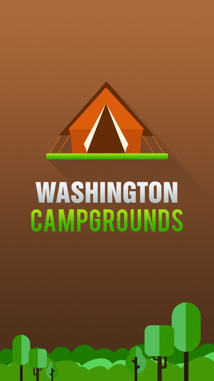 Washington Camping & RV Parks screenshot-0