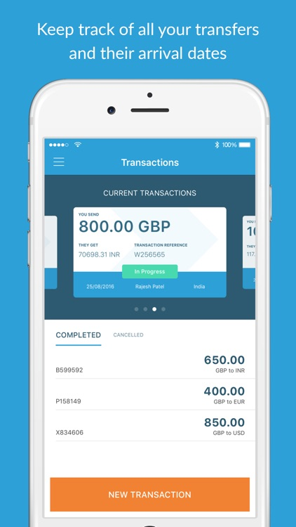 Xendpay Money Transfer screenshot-3