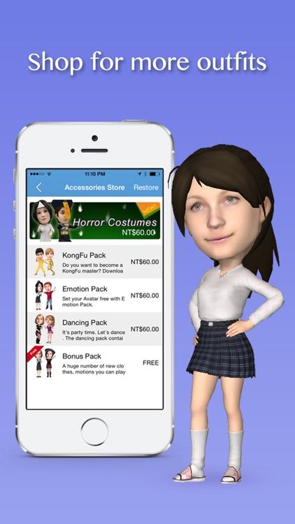 Insta3D - create your own 3D avatar screenshot-3
