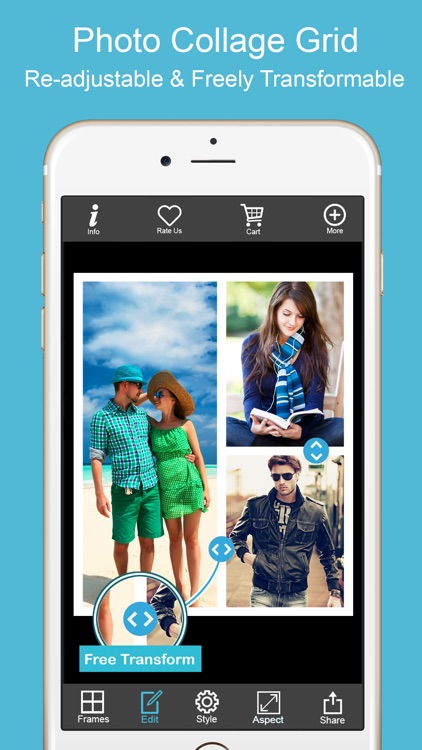 Collaging - Pic Collage Maker