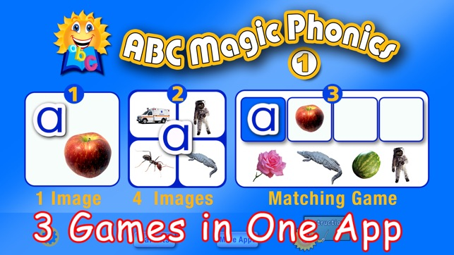 ABC MAGIC PHONICS-Learning Sounds and Letters on the App Store