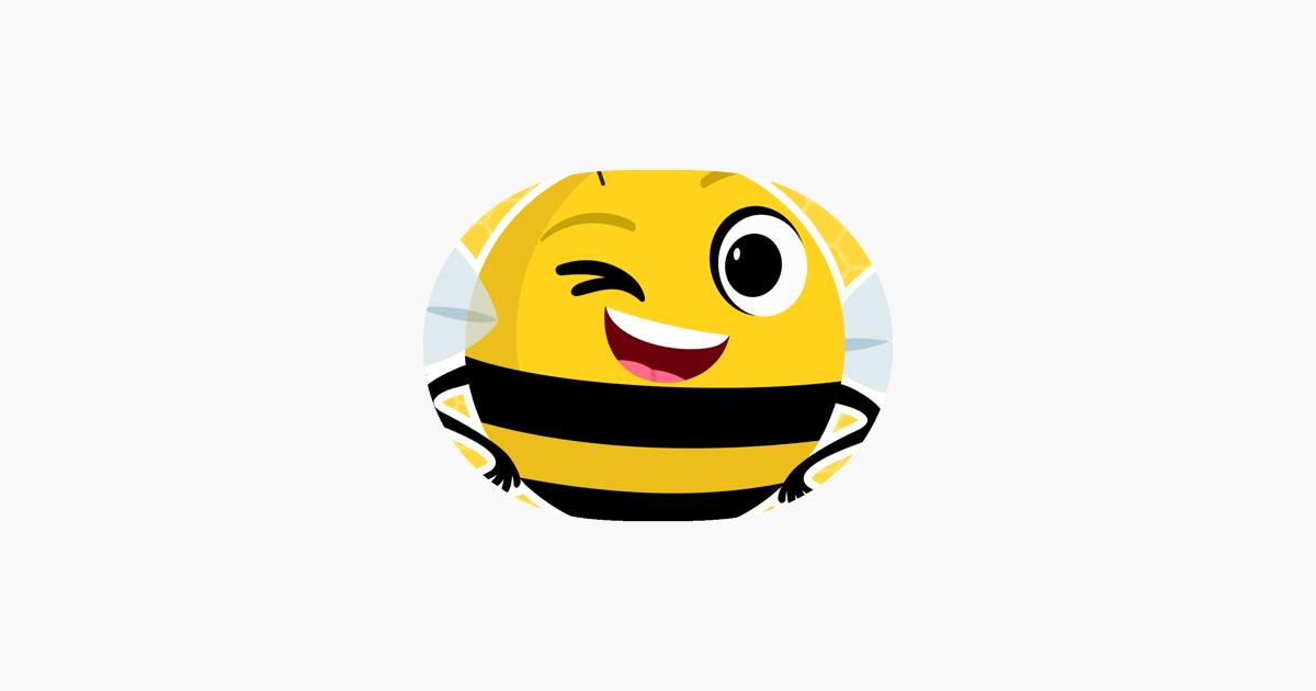 Beemojis on the App Store